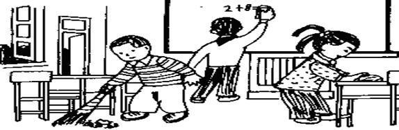 海燕卡通简笔画