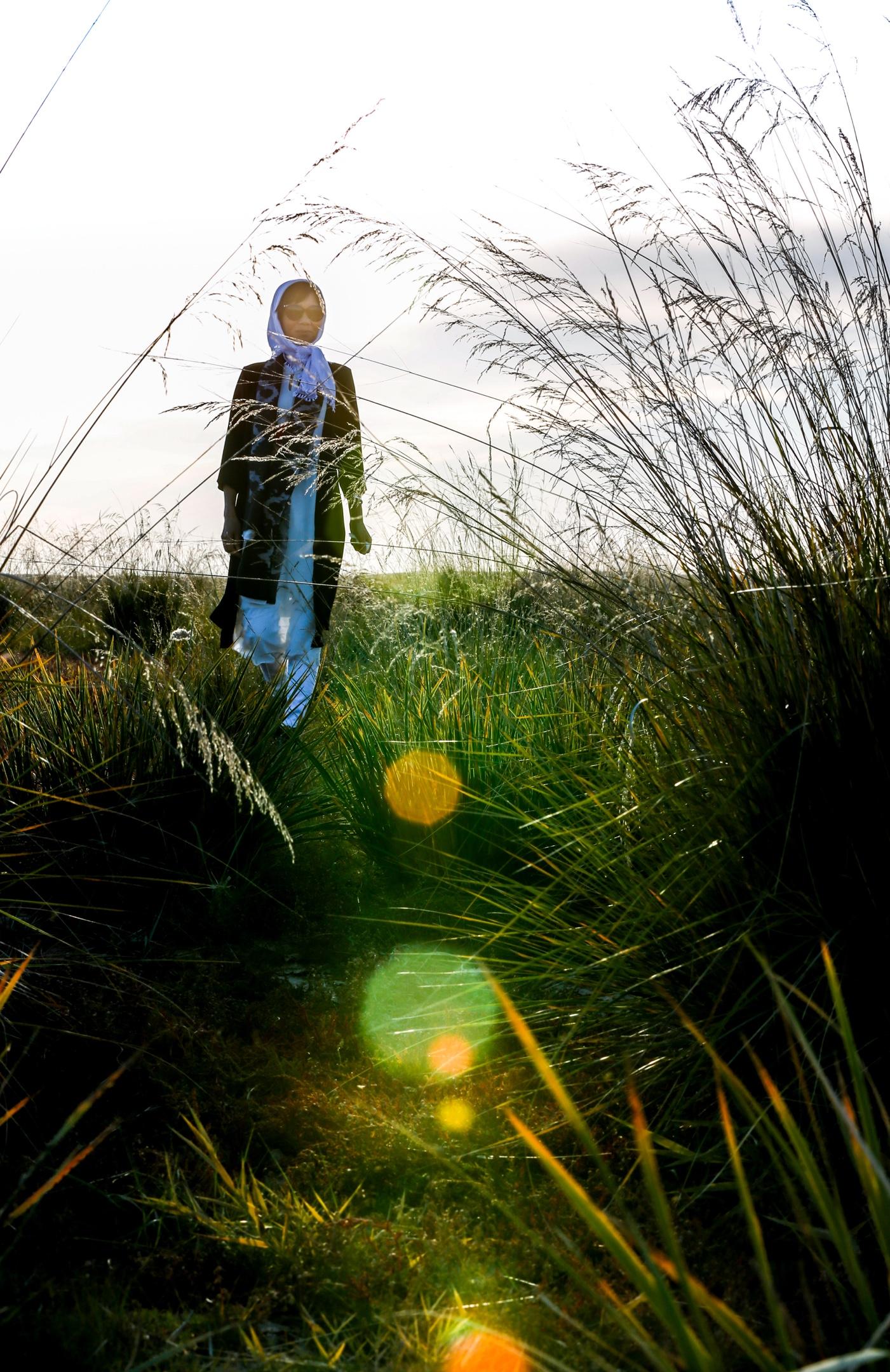 最美的风景在草海