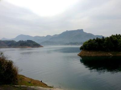 江西修水凤凰山风景