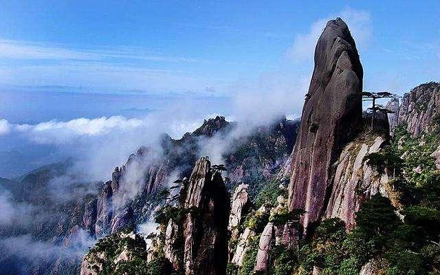 庐山自然风景区图片