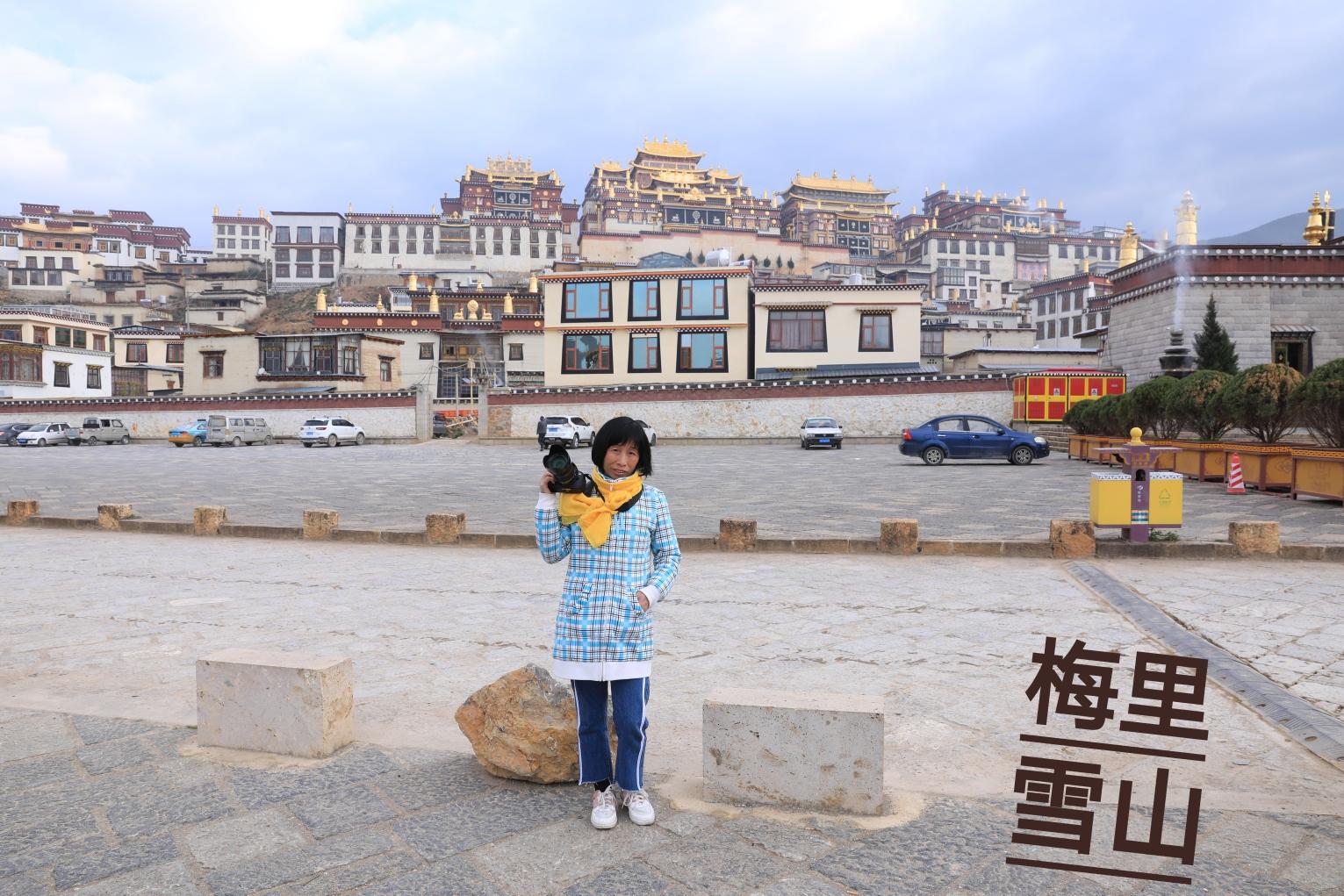 优美的风景在云南