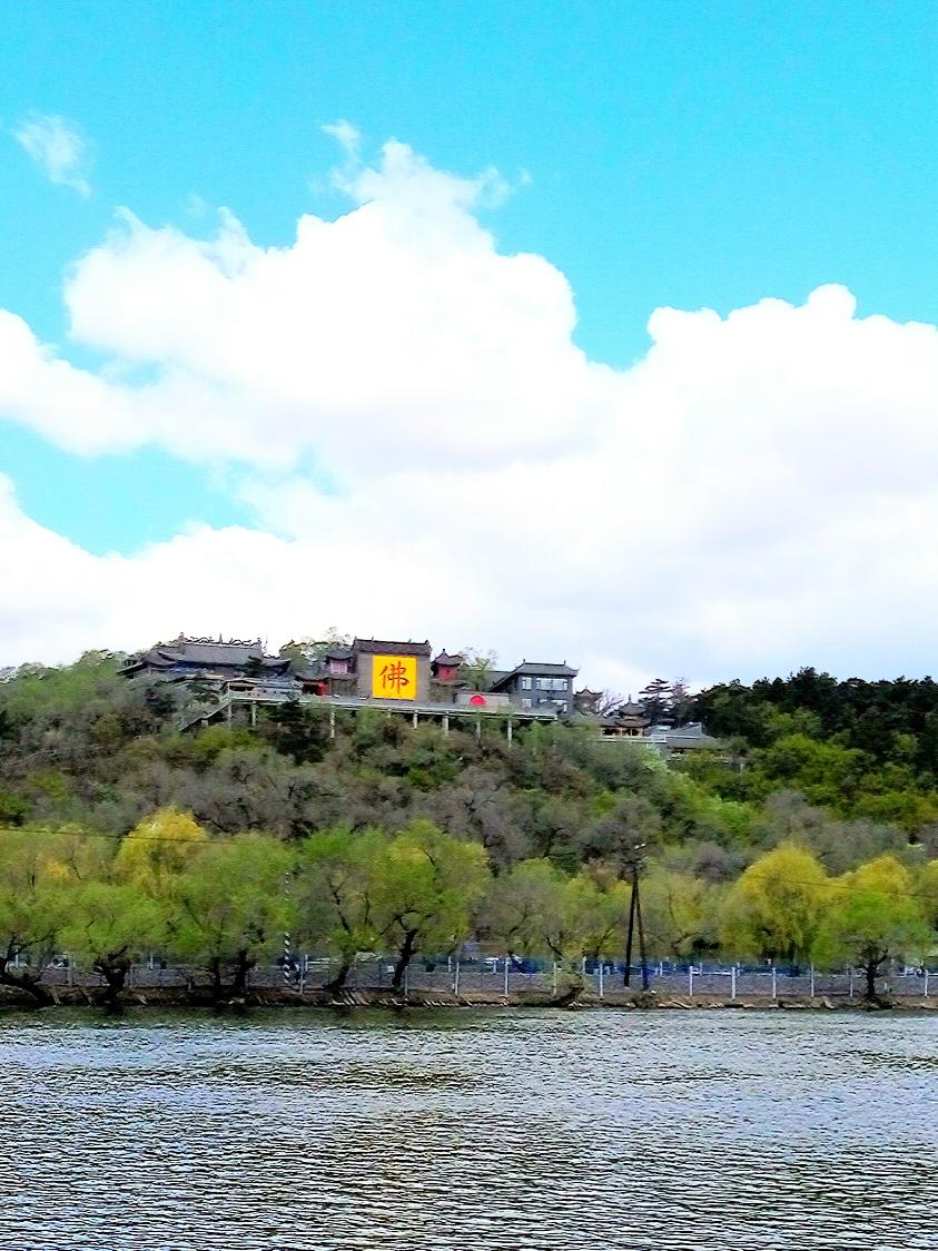 吉林北山风景区