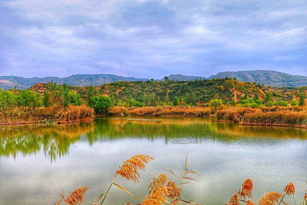 秋天的美,感悟大地的醉美景色